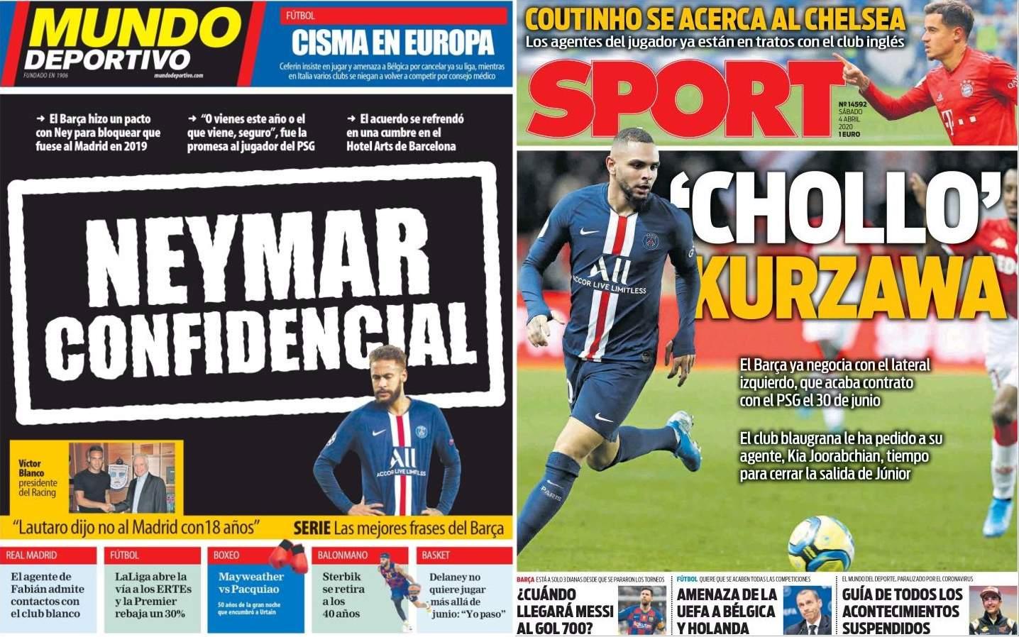 """Matbuot xronikasi: """"Neymar. Maxfiy"""""""